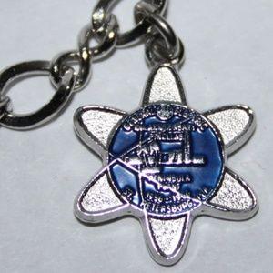 General Electric vintage silver bracelet